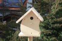Nistkasten Vogelhaus Modell 1 Bausatz oder fertig montiert