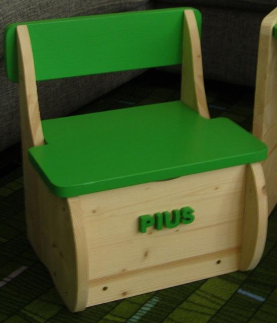 Kinderbank - Kinderstuhl Modell