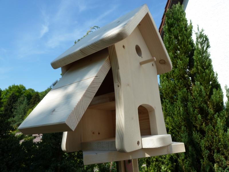 """Vogelhaus Vogelvilla Futterstelle Modell """"Mobbel"""""""