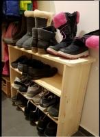 Schuhregal Regal Schuhschrank Bücherregal