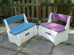 Kinderbank Kindersitzbank Modell klein