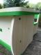 SET Kindertisch Maltisch mit Kinderbank