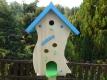 Vogelhaus Modell Knaller als BAUSATZ oder fertig montiert