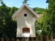 Vogelhaus Vogelvilla Futterstelle Modell Mobbel