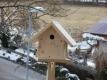 Nistkasten Vogelhaus Modell 2 als BAUSATZ oder fertig montiert