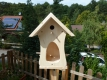 Vogelhaus Modell YASIN als BAUSATZ oder fertig montiert