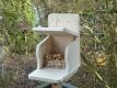 Eichhörnchen Futterhaus - Futterstation